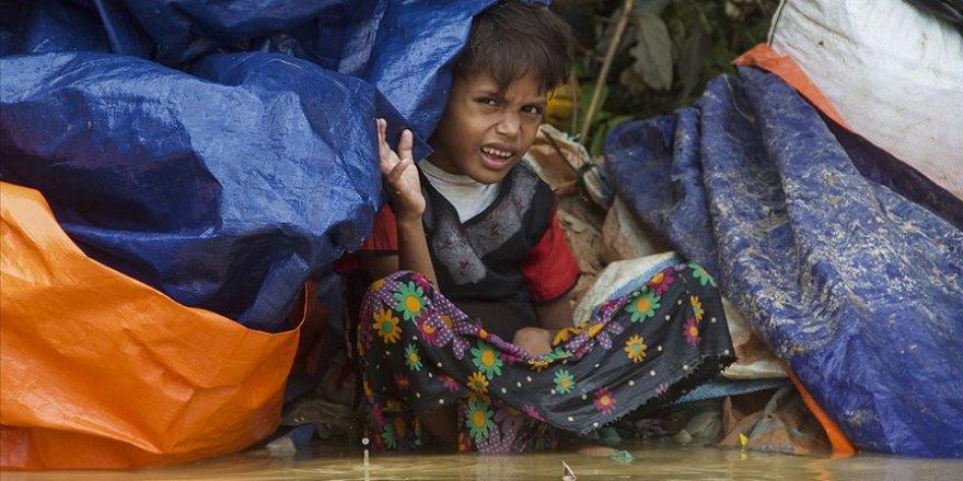 Bangladeş'te Seller Nedeniyle 7,6 Milyon Kişi Tehlike Altında