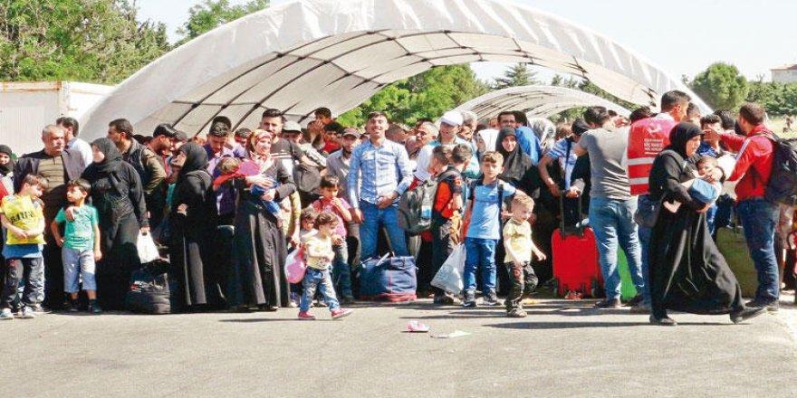 Birkaç Bini Bayramda Ülkelerine Gidiyor Diye Herkesi Göndermeye Çalışmak İnsafa Sığmaz
