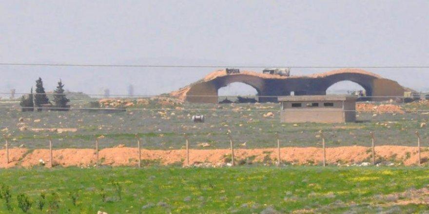 Esed Rejimine Ait Hava Üssünde Patlama: 20 Asker Öldü