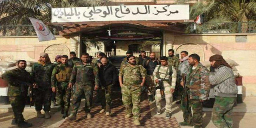 Rejim Milisleri Kendilerine Yakışanı Yaptı!
