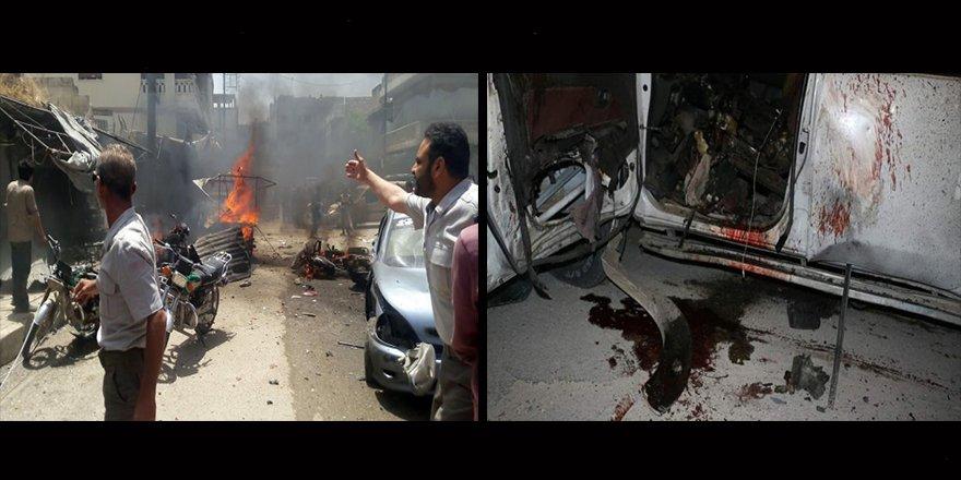 Ceyş'ul Vatani ve Feylak'uş Şam'ın Komutanlarına Suikast Düzenlendi