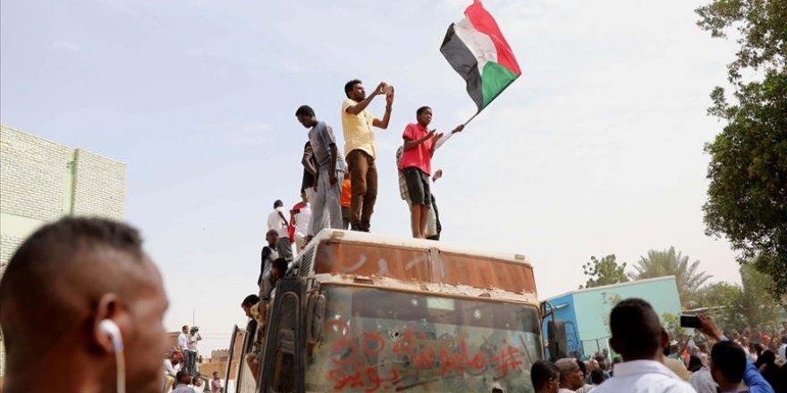 Sudan'da Anayasa Bildirisi Ön Anlaşması İmzalandı
