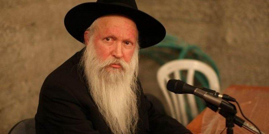 """Filistinliler Öldürülmeli Diyen Hahama """"Bilgelik"""" Ödülü"""