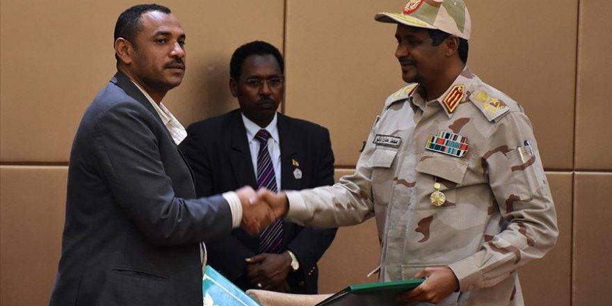 Sudan'da Geçiş Döneminin Detayları Belli Oldu