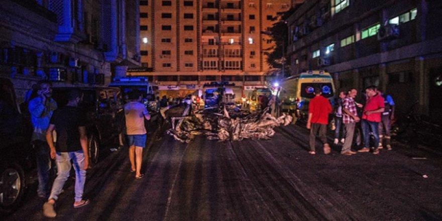 """Sisi Cuntası Kahire'deki Patlamayı """"Terör Eylemi"""" İlan Etti"""