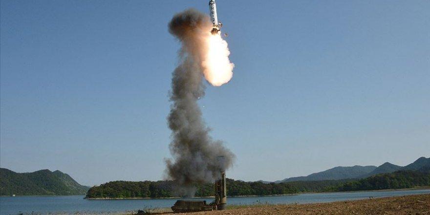 Kuzey Kore 2 Haftada 4. Kez Kısa Menzilli Füze Denedi