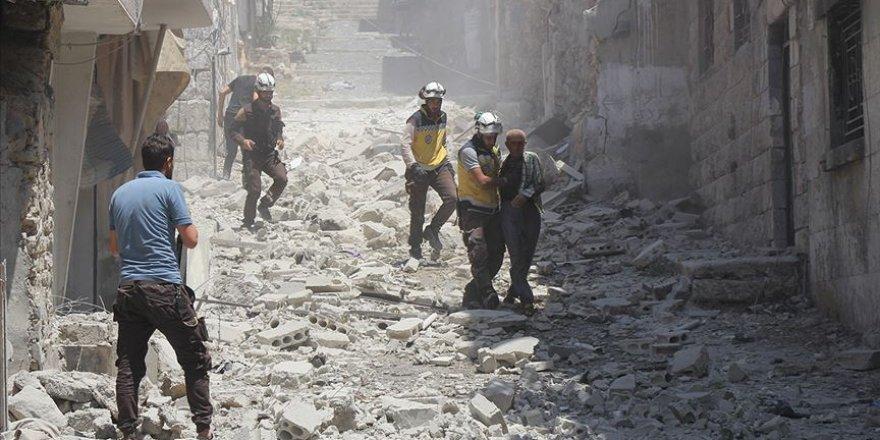 Katil Esed İdlib'de 4 Kişiyi Daha Katletti