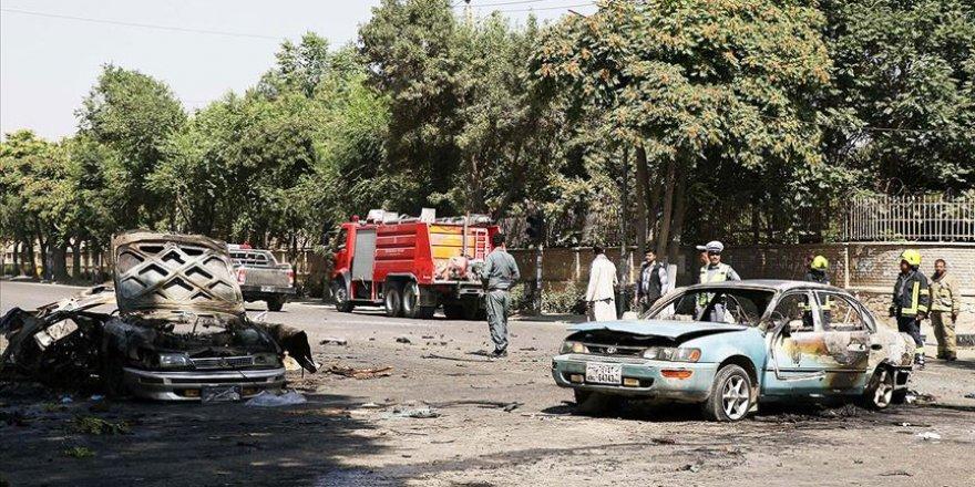 Kabil'de Bombalı Saldırı: 34 Yaralı