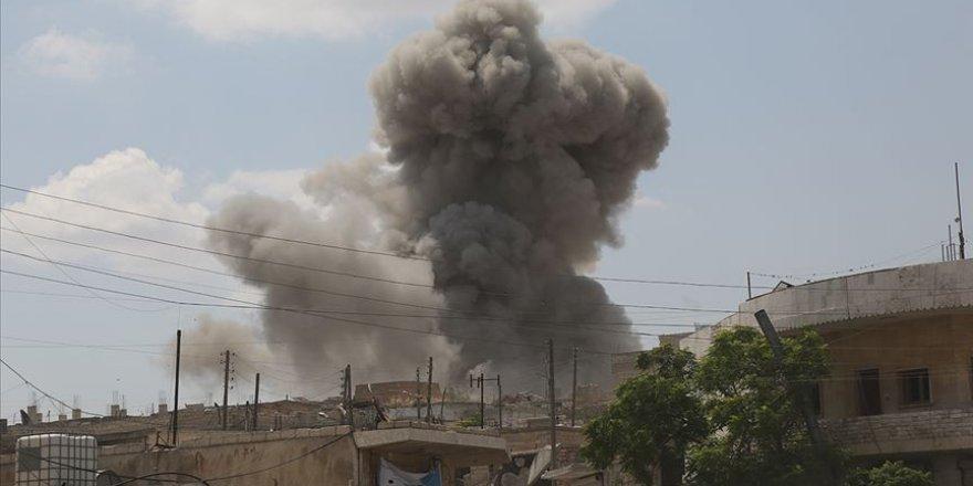 Katil Esed ve Ortakları İdlib'i İşgal Etmeye Çalışıyor