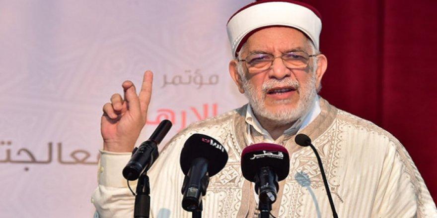 Nahda'nın Cumhurbaşkanı Adayı Abdulfettah Moro