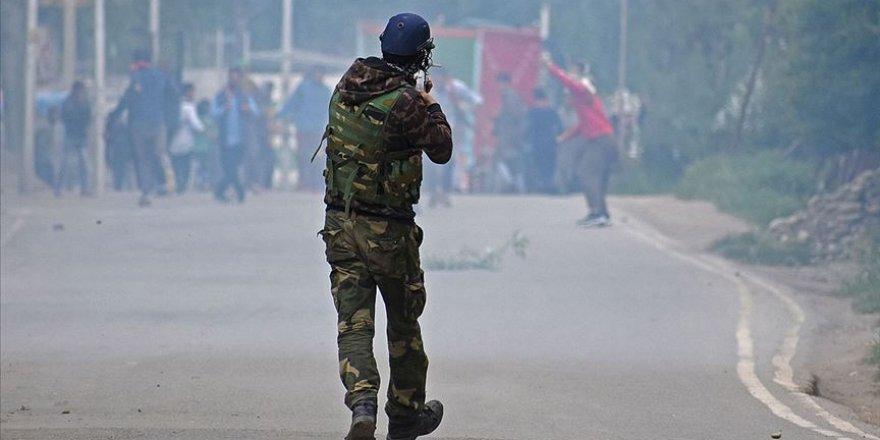 Cammu Keşmir'de 500 Kişi Gözaltında