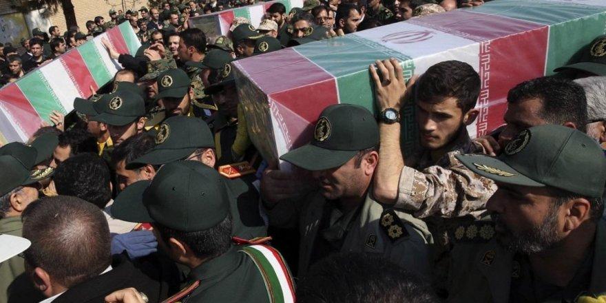 İran Tetikçisi Zeynebiyyun Tugayı'nın Üssünde Patlama