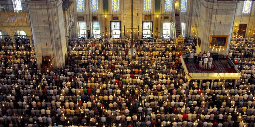 İçişleri'den 81 İl Valiliğine 'Cami ve Mescit' Genelgesi
