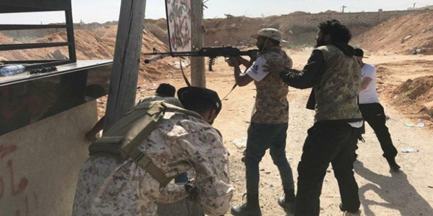 Libya'da Halkın Hafter'e Öfkesi Her Geçen Gün Artıyor