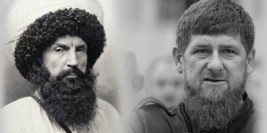 Putin'in Sadık Uşağı Kadirov'dan Şeyh Şamil İçin Alçak İftiralar
