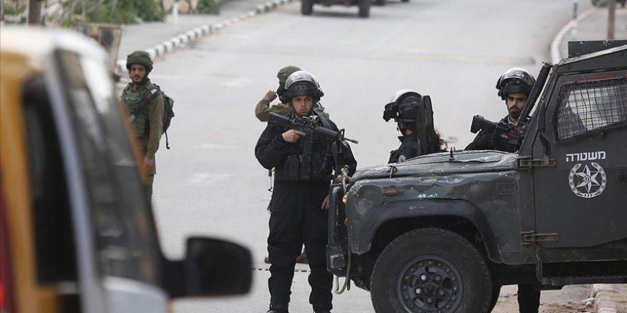 İsrail Ordusu Hamas'ın Yönettiği Bölgeyi Taradı