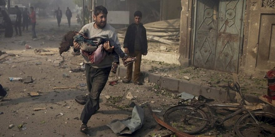 Rusya ve Esed Rejimi İdlib'de 100 Günde 500 Sivili Katletti