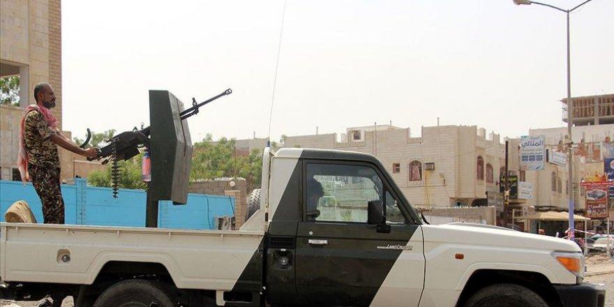 'Yemen'deki Güney Geçiş Konseyi Güçleri Geri Çekiliyor'