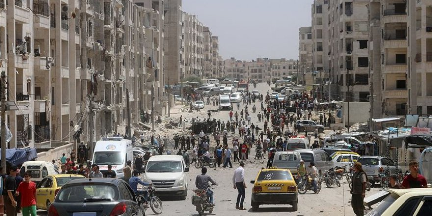 1 Ayda 73 Bin Sivil İdlib'e Döndü