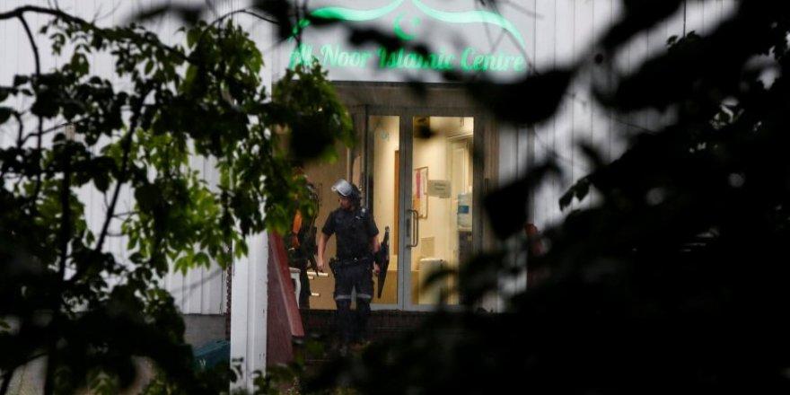 Norveç'te Camiye Silahlı Saldırı: 1 Yaralı