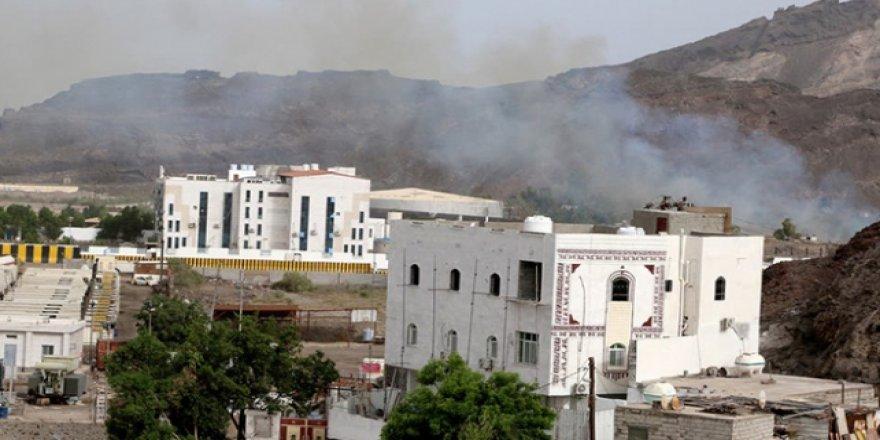 Suudi Arabistan'dan BAE Destekli Güçlere Hava Saldırısı