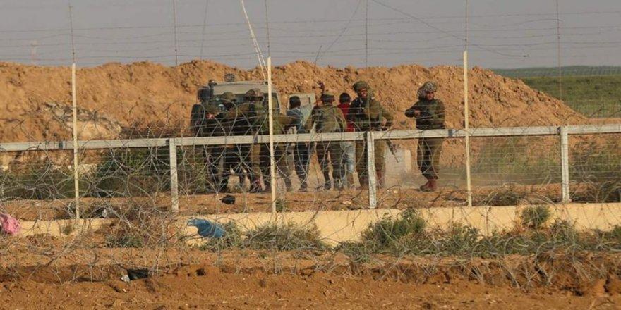 İşgal Yönetimi Gazze'nin Kuzey Sınırına Yeni Bir Duvar Örmeyi Kararlaştırdı