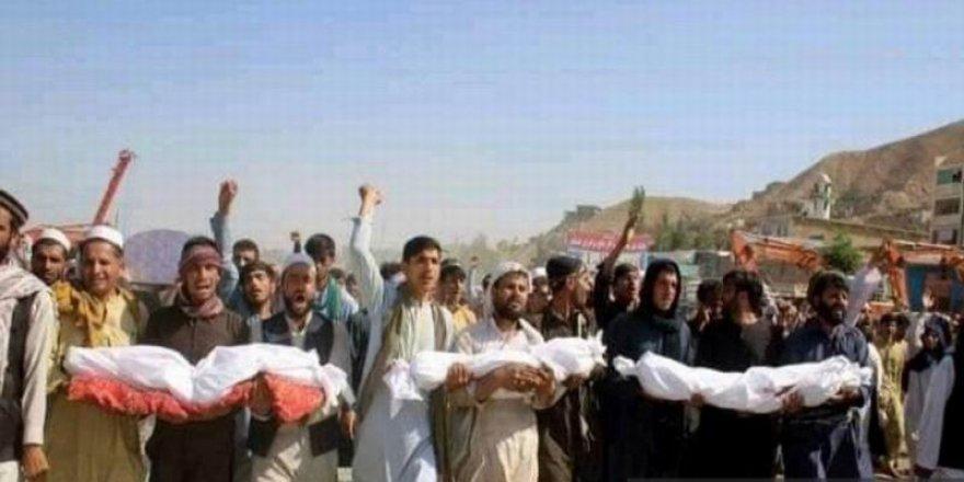 ABD, Afganistan'da Sivilleri Bayramda Katletti