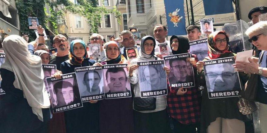 Af Örgütü'nden 6 Aydır Kayıp Olan Türkmen ve Yılmaz İçin Acil Eylem Çağrısı