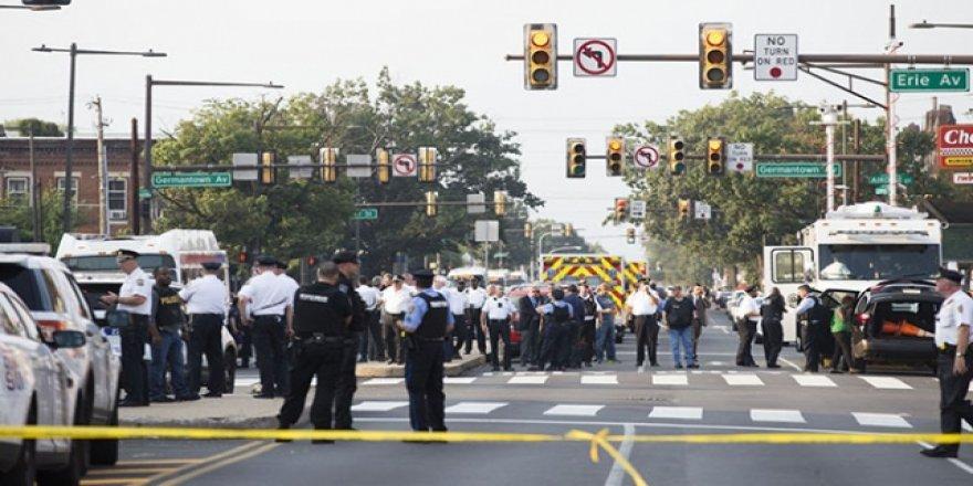 ABD'de Silahlı Saldırı: 6 Polis Yaralandı