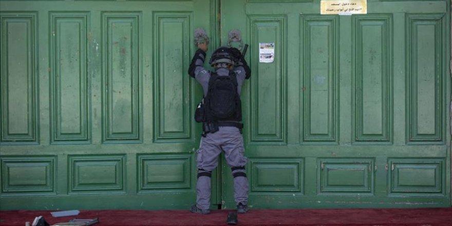 """Filistin Vakıflar Bakanlığı: İsrail Bölgede """"Dini Bir Savaşa"""" Yol Açıyor"""