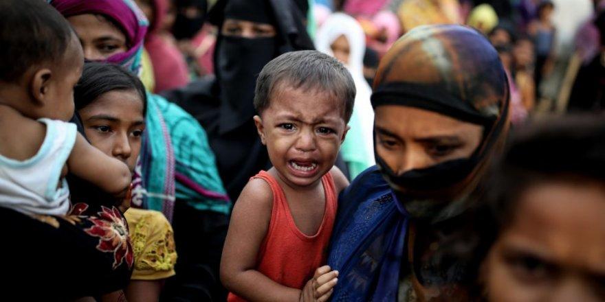 UNICEF'ten Myanmar'a Arakanlı Müslümanlar İçin Çağrı