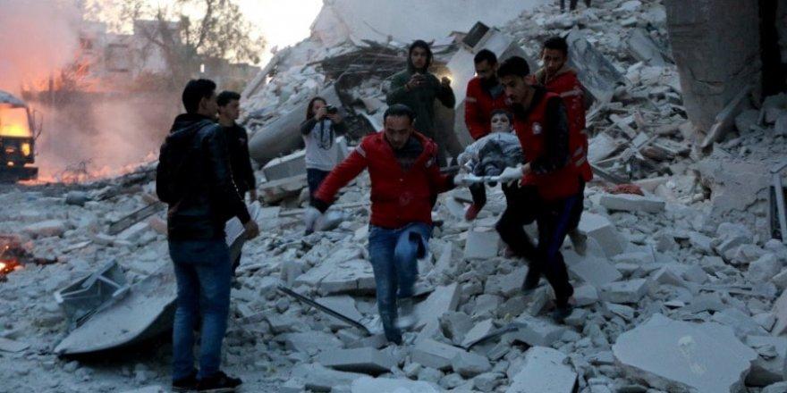 'Halep'ten Sürgün Edilenler İdlib'de Öldürülüyor'