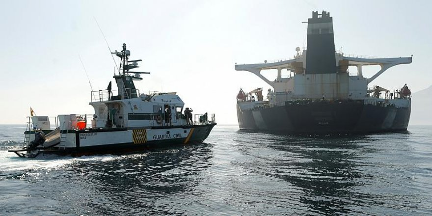 ABD Mahkemesinden İran'a Ait 'Grace 1' Petrol Tankerine El Koyma Kararı