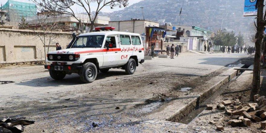 Afganistan'da Düğün Salonunda Patlama