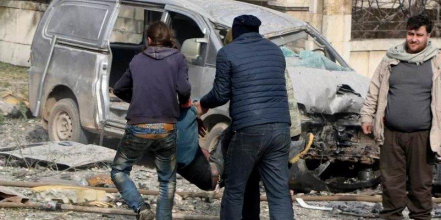 Kamışlo'daki Bombalı Saldırıda Bir Kişi Öldü