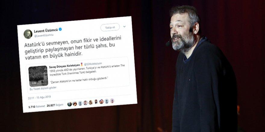 """""""Atatürk'ü Sevmeyen Vatan Hainidir(!)"""""""