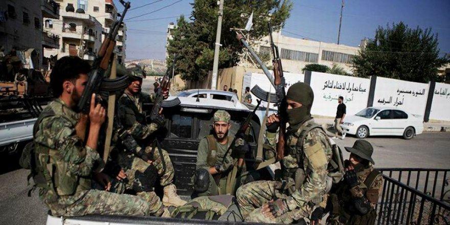 Türkiye Destekli Direnişçiler İdlib'e Takviye Güç Gönderiyor