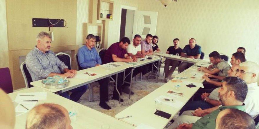 Özgür-Der Bölge İstişaresi Tatvan'da Gerçekleştirildi