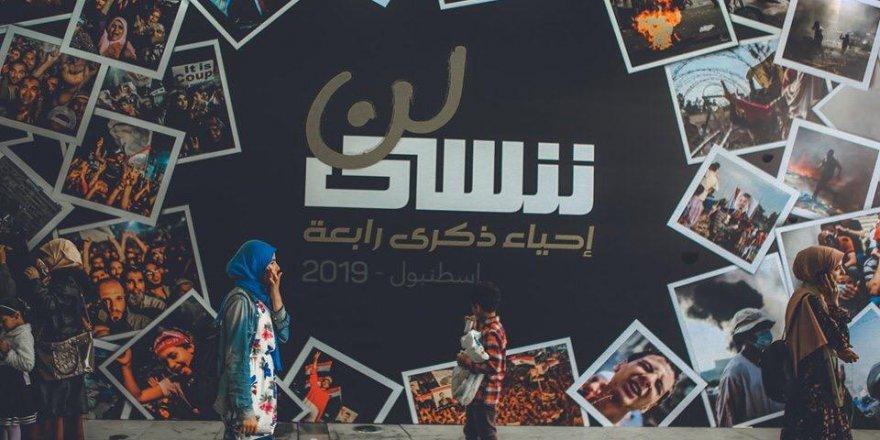 Rabia'nın Hatırası İstanbul'da Canlandırıldı