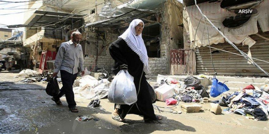 İşgalci İsrail, Gazze'deki Filistinlileri Göçe Teşvik Ediyor