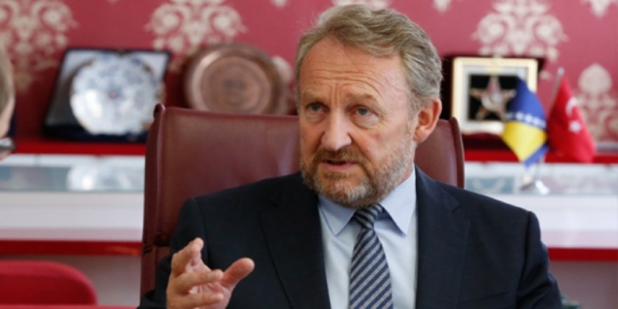 Bosna Hersek'te Yeni Hükümet İçin NATO Şartı