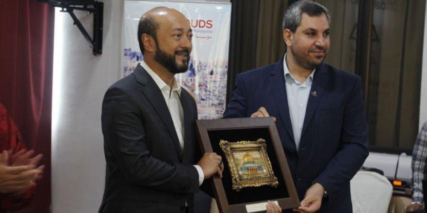 """Mescid-i Aksa Hakkında Bilgi Veren """"Aqsapedia"""" Sitesi Yayına Başladı"""