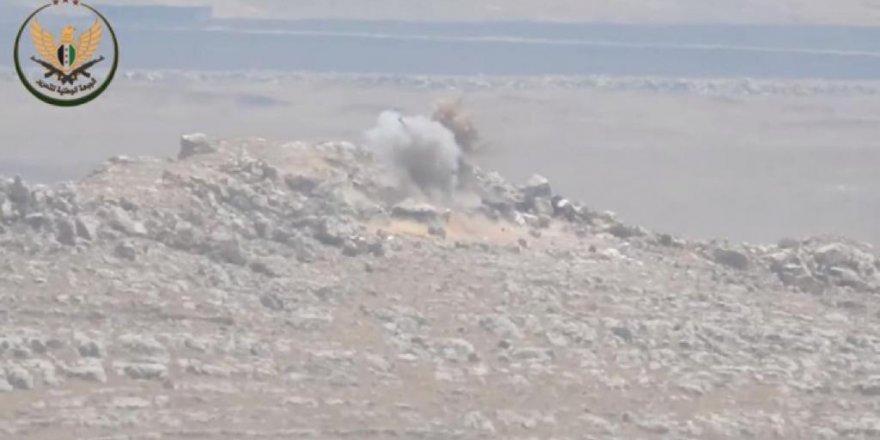 Direnişçilerden Hama'da Esed Rejimine Darbe!