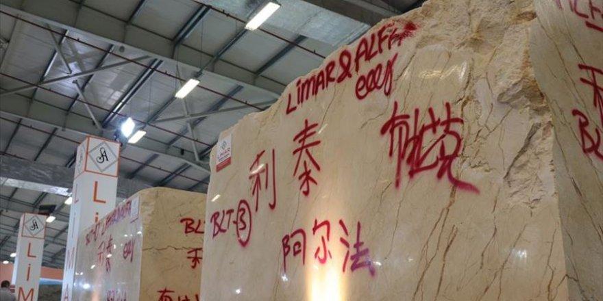 Çin'e 5 Milyon Ton Mermer Gönderildi