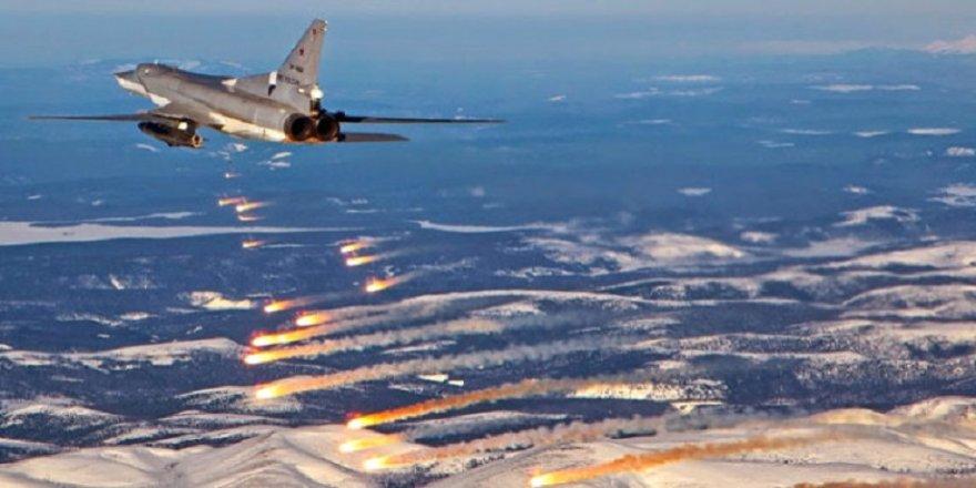 Rusya 3 Ayda 167 Bölgeye Bomba Yağdırdı Ama İlerleme Kaydedemedi