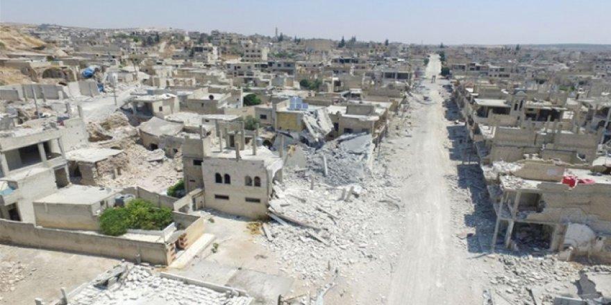 AB'den Katil Esed ve Müttefiklerine İdlib Uyarısı