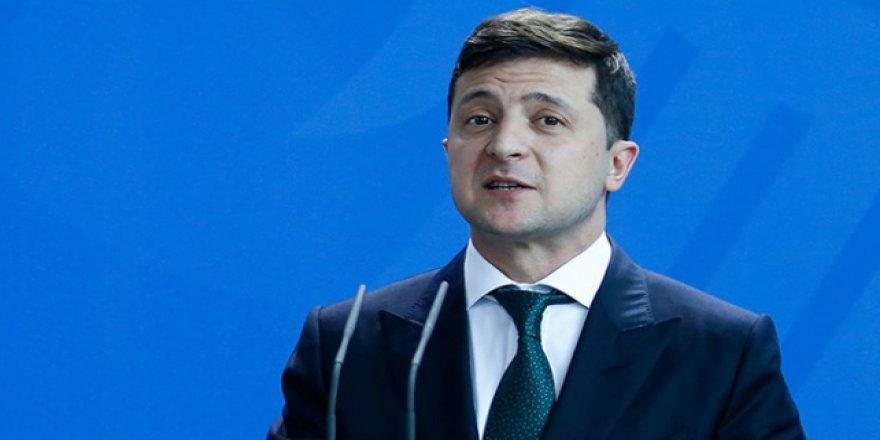 Zelenskiy'den 'Rusya G8'e Dönebilir' Önerisine Tepki