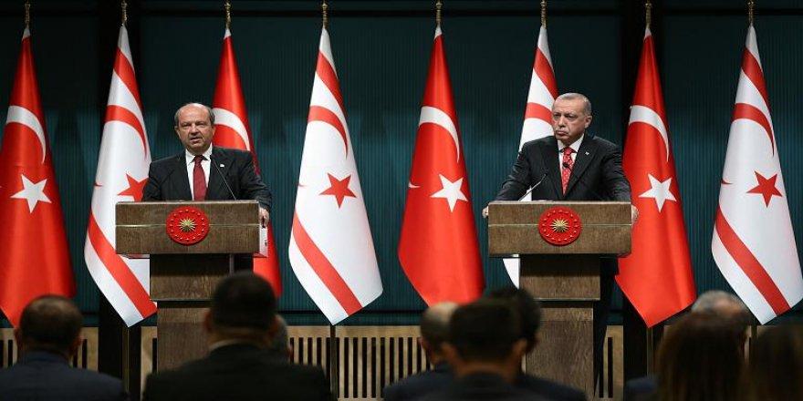 Erdoğan'dan Doğu Akdeniz Açıklaması