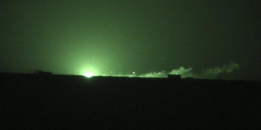 Halep Kırsalında Muhalifler ile PKK Arasında Çatışma