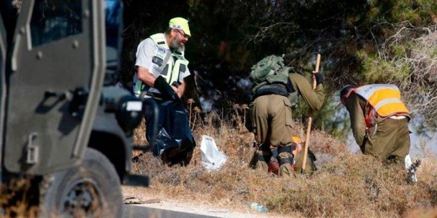 Ramallah Yakınında Feda Eylemi